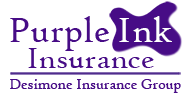 Purple Ink Insurance Logo